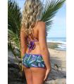 Azahar Surf Short | Violet Butterfly