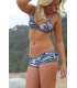 Azahar Surf Short | Grey Zebra