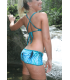 Azahar Surf Short | Green Palm