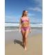 Azahar Surf Short | Pink&Green