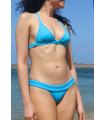 Blanca Surf Bottom   Blue&Grey