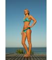 Del Sol Surf TOP | Green palm
