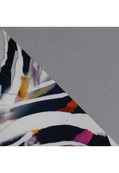 Azahar Surf Short | Grey Zebra