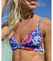Blanca Surf Top | Plumeria