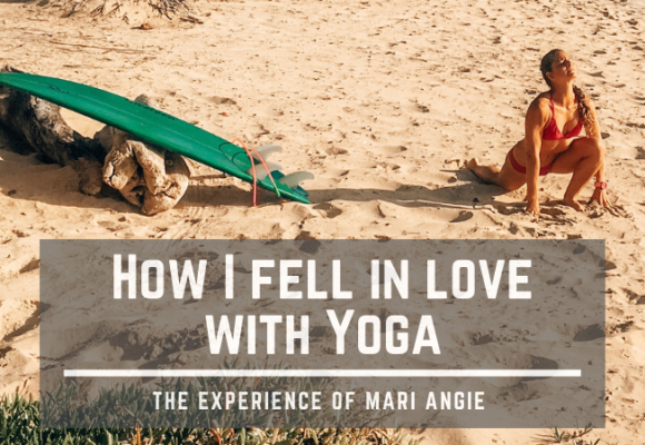 How I fell in love with Yoga